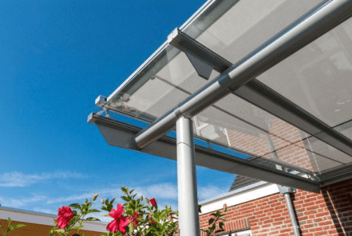 Terrassendach Sonnenschutz für  Ohmden