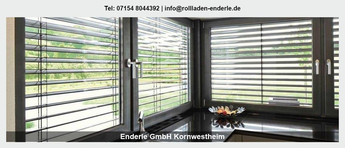 Sonnenschutz Freiberg (Neckar) - Enderle GmbH: Rollladen, Terrassenüberdachungen