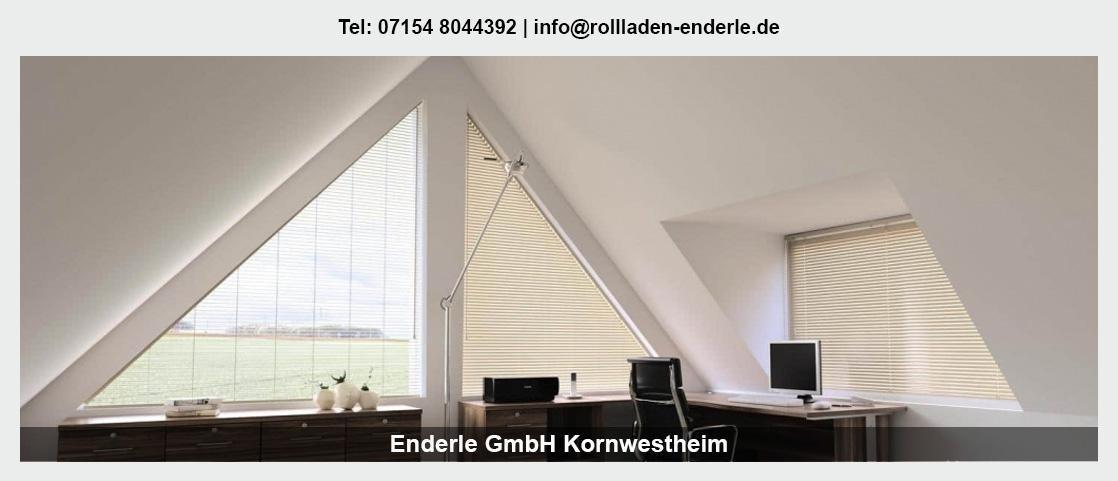 Sonnenschutz für Affalterbach - Enderle GmbH: Rollladen, Markisen