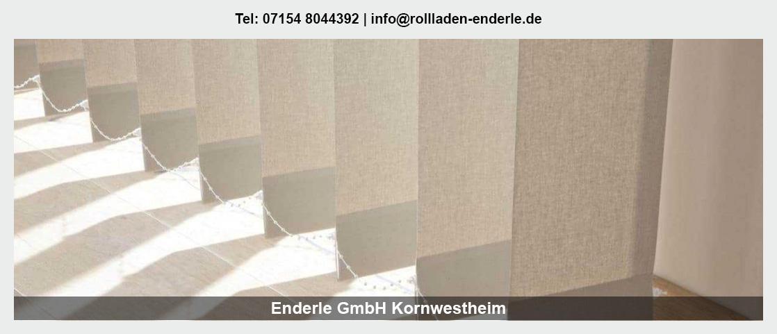Sonnenschutz in Leutenbach - Enderle GmbH: Rollladen, Markisen