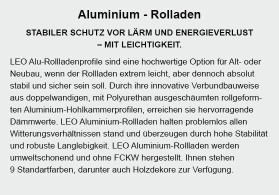 Rollladen für  Kornwestheim